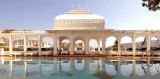 Udaipur Taj Lake
