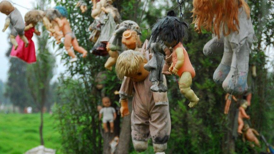 Xochimilco – Island of dolls