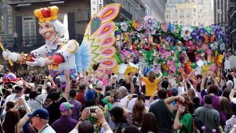 Mardi Gras USA