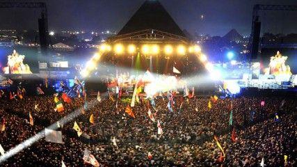 The Great Glastonbury Festival