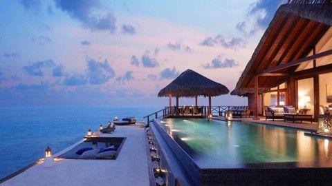 Maldives, your destination of love!