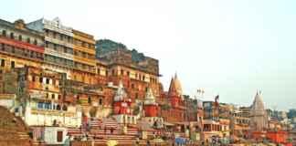 Varanasi The Spiritual city