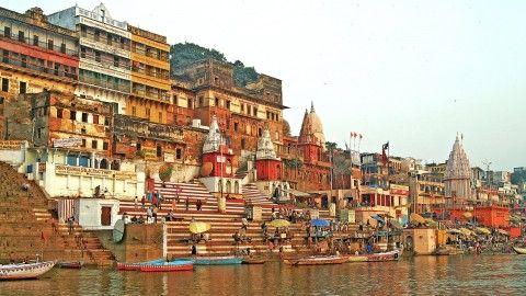 Varanasi- The Spiritual city