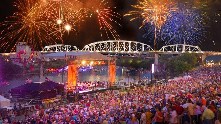 Music City- July 4th