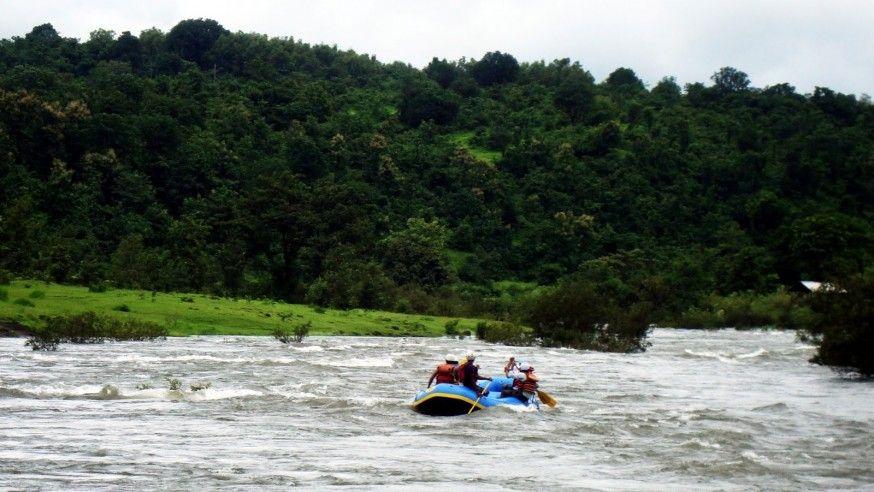 Gateway to the Himalyas-Rishikesh
