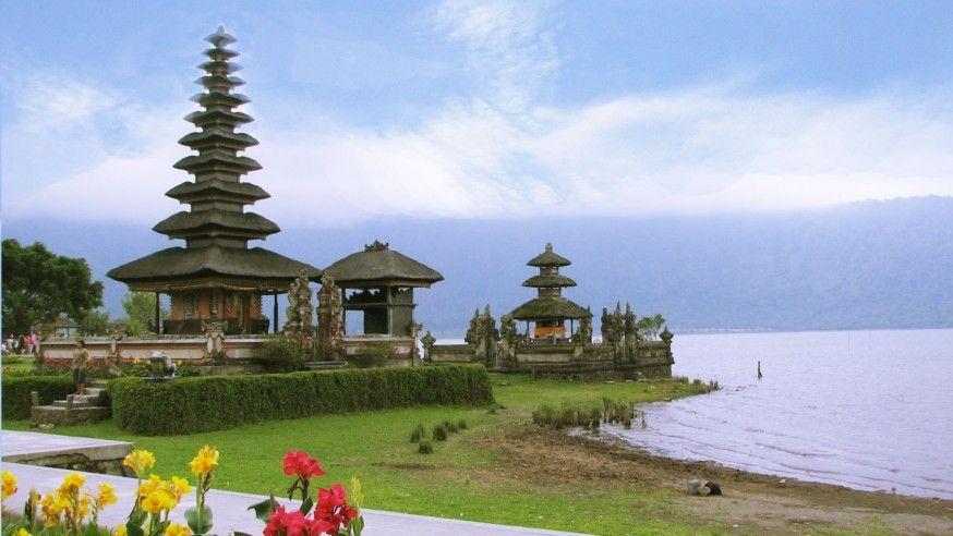 Bali : Island of  Gods
