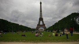 Paris's Treasure: Eiffel Tower