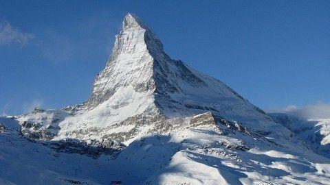 Matterhorn – One of the highest & deadliest peak in Alps