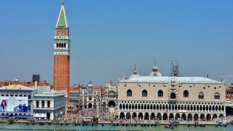 Venetian Delight: St. Mark's Basilica & Campanile