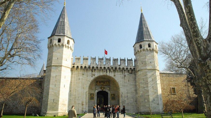 Istanbul's Pride: Topkapi Palace