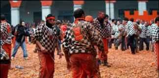 The Battle Of Oranges