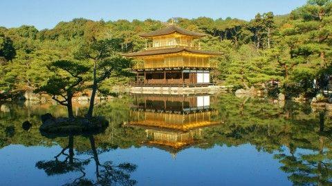 Glittering Golden Pavilion