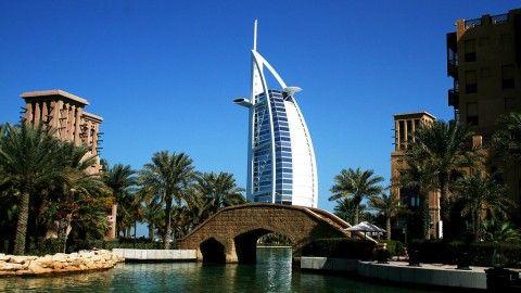 The Magnificent Burj Al Arab