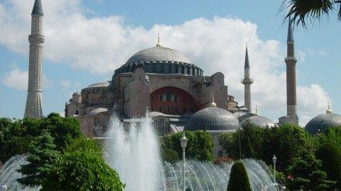 Turkey's Architectural Marvel: Hagia Sophia
