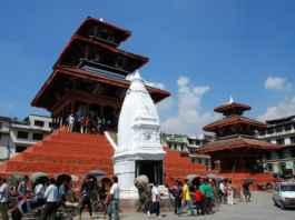 Holidaying At Kathmandu Valley