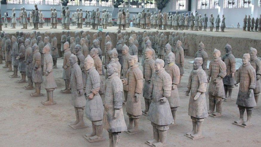 Qin Terracotta Warriors Museum