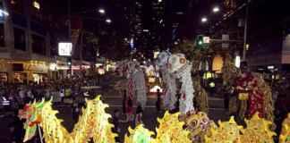 Ushering The Chinese New Year