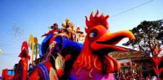 Colours of Goa Carnival