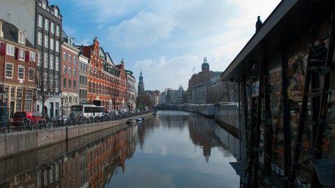 Venice Of North: Amsterdam