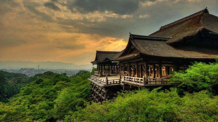 The Elegant Kiyomizu Dera