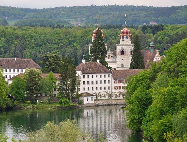 Turm Wildensbuch und Rheinau