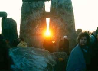 Stonehenge Winter Solstice Celebrations