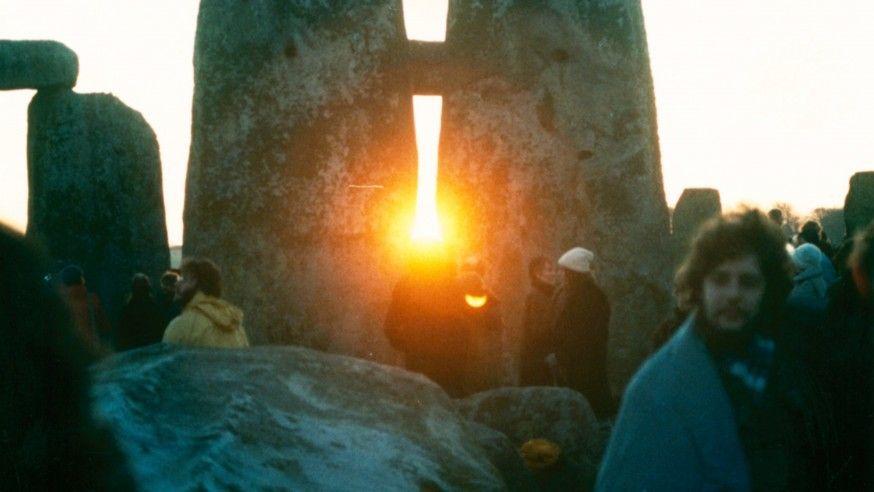 Stonehenge Winter Solstice Celebrations – Wiltshire England