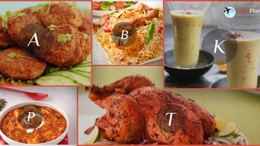 Indian food alphabet: Yummy in your tummy