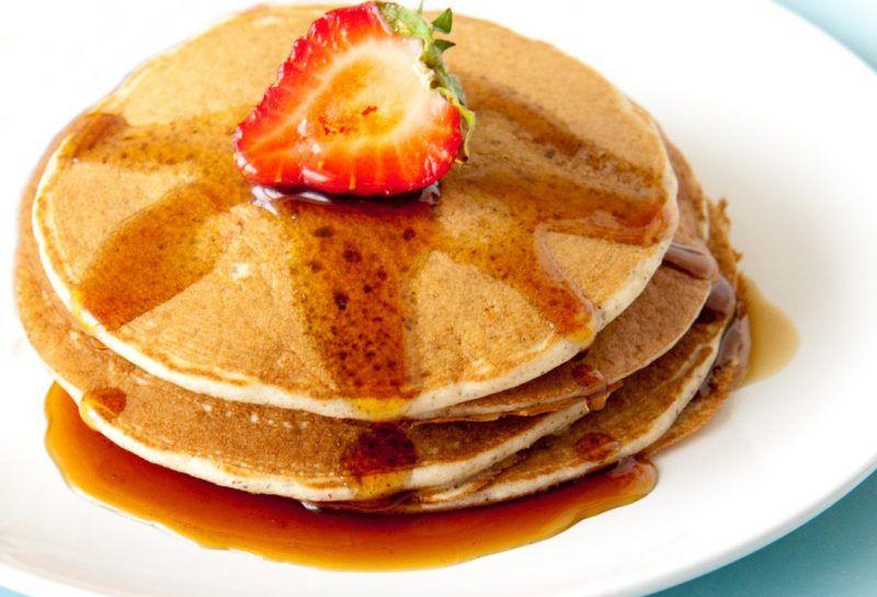 Kuttu Pancakes