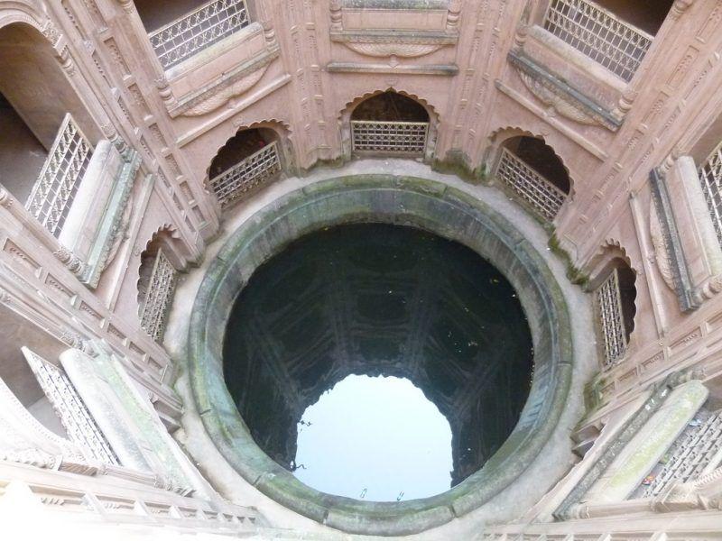 Imambara stepwell, Lucknow