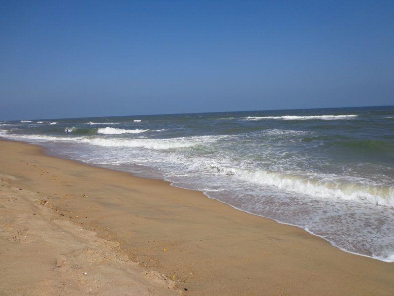 Dumas Beach, India