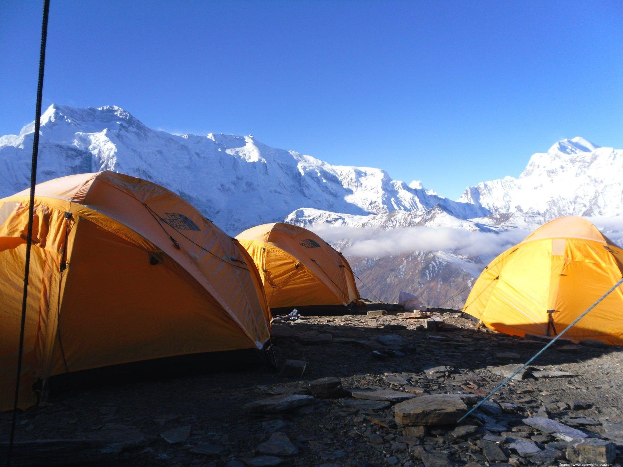 Tents, Solang