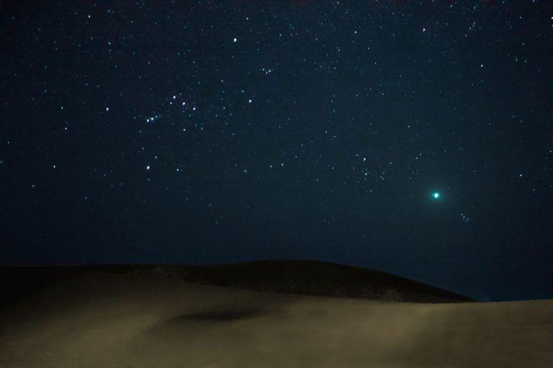 Night View, Thar Desert