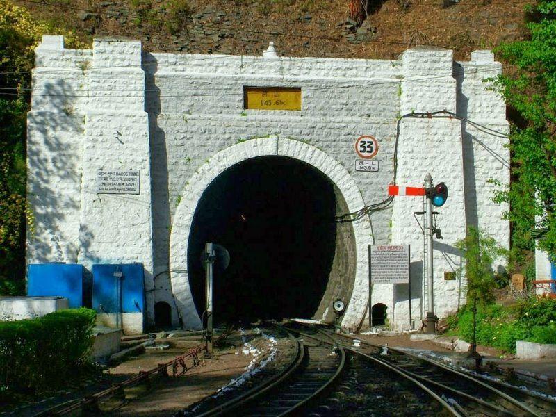 TUNNEL No. 33 – Shimla