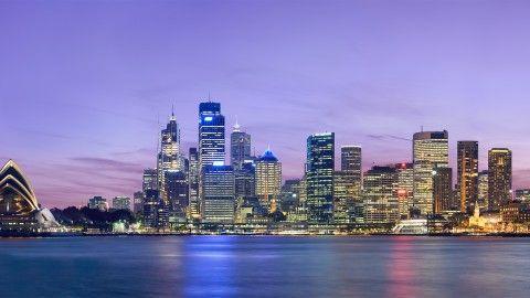 Sydney: The land of fireworks