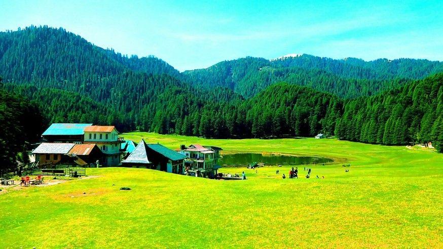 Khajjiar: paradise in Himachal Pradesh