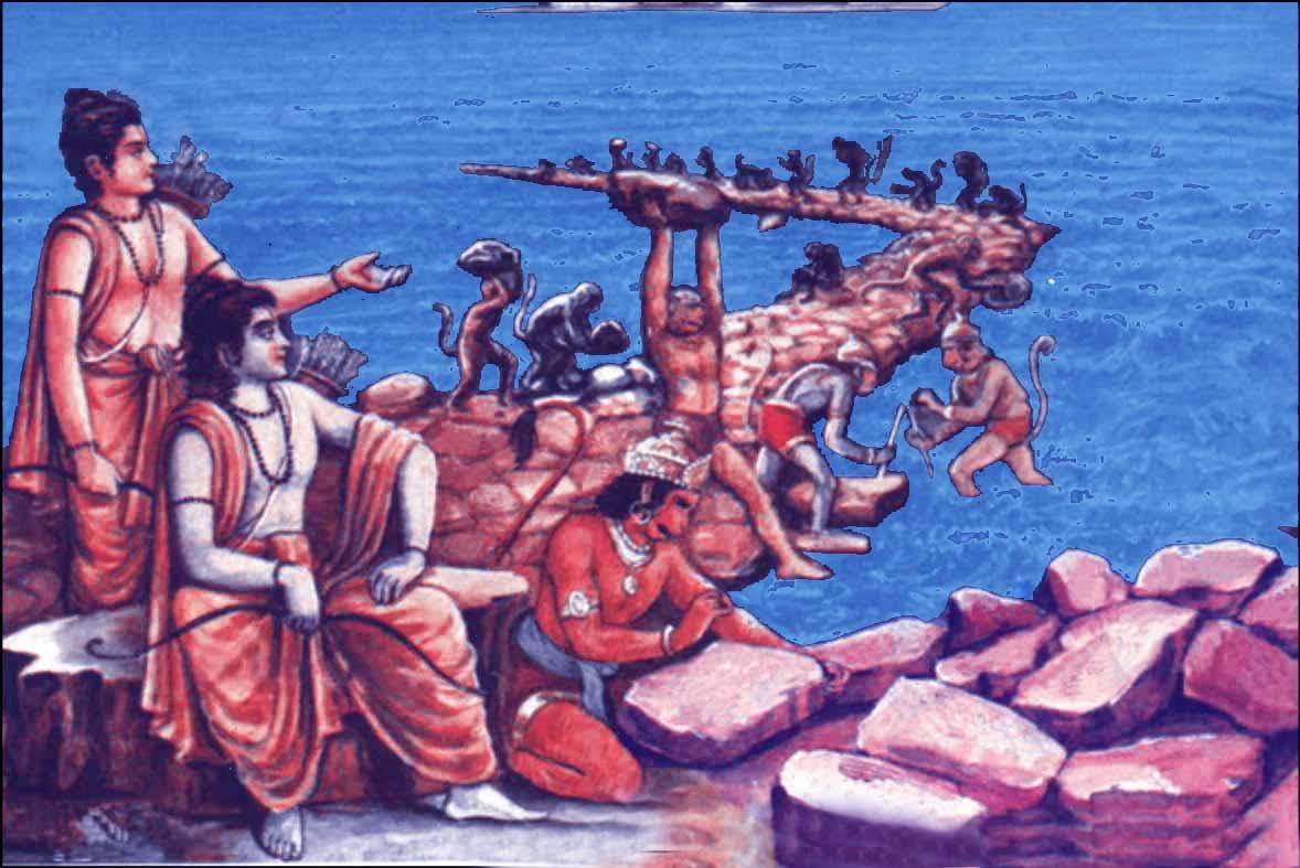 Ram setu Bridge