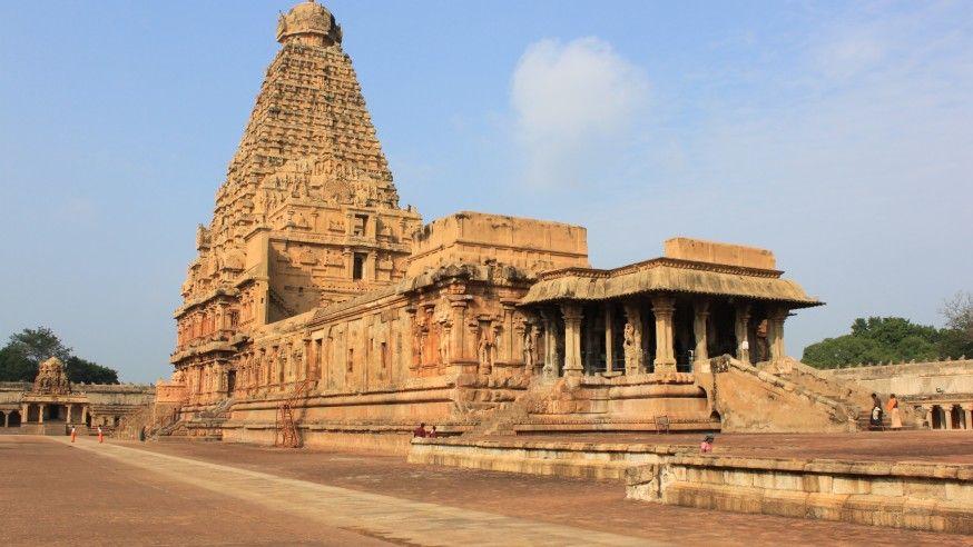 The Granite Beauty: Brihadeeswara Temple