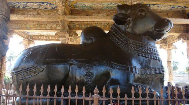 Nandi Brihadeeswara Temple