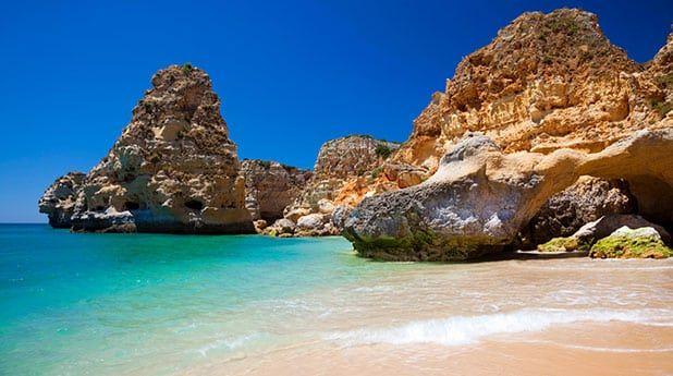 Algarve's beach