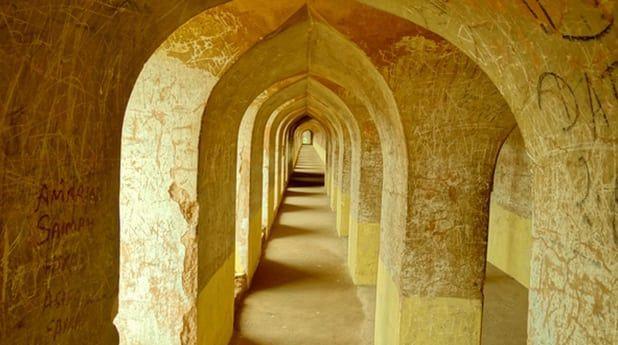 Bara Imambara Maze