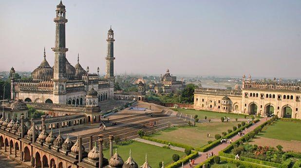 Bara Imambara View