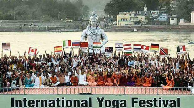 International Yoga and Music Festival