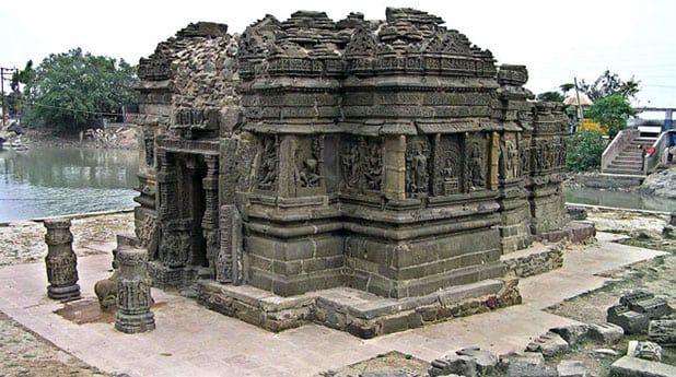 Lakulish Temple