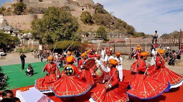 Kumbhalgarh fort Festival
