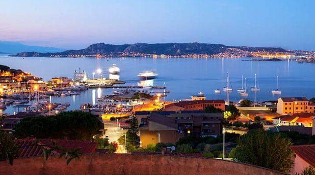 Sardinia Mediterranean cruise