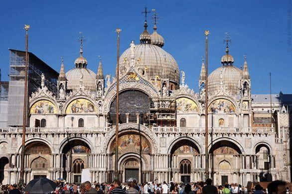 st. mark's basilica venice