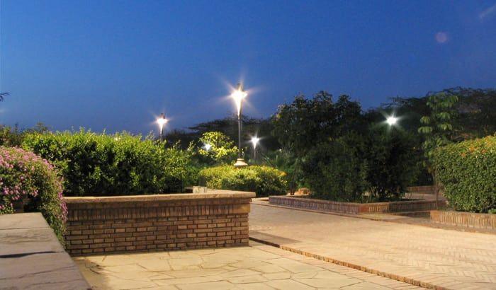 Garden-of-Five-Senses Delhi