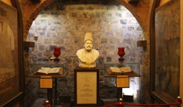 Haweli of Mirza Ghalib