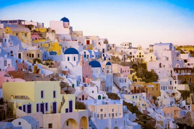 Santorini. Italy